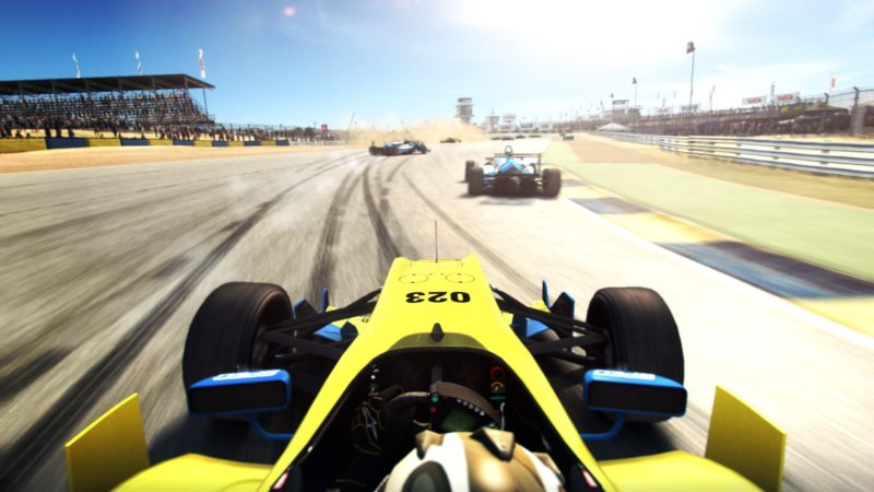 GRID Autosportサーキット